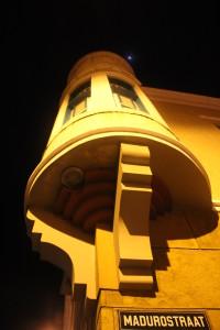 Willemstad Curacao Haus Erker