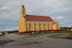 Curacao Kirche