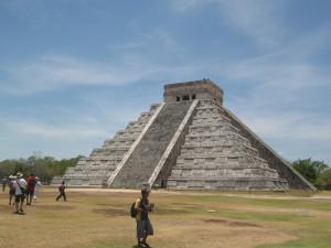 Chichen Itza Pyramide Mexiko