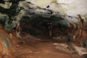Höhle im Christoffel Park auf Curacao