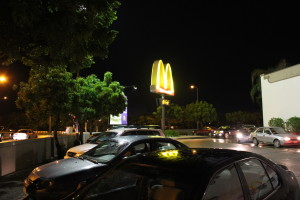Mc Donalds Curacao