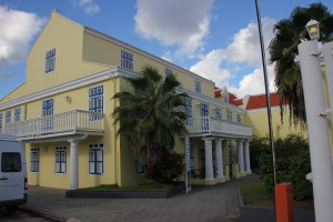 Curacao-Willemstad-Haus