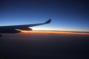 Flug Cuaraco zurück