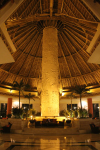 Lobby Hotel in Mexiko, Tulum