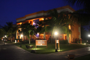 Hotel Mexiko Graand Bahia Principe Tulum, Appartmentgebäude
