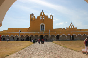Mexiko, Kloster Izamal