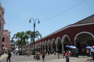 Merida, Mexiko. Innenstadt
