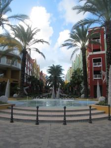 Willemstad-Curacao-Einkaufen-Kino