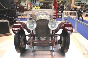 Museum Brüssel Autoworld Oldtimer