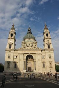 Stephansdom Budapest