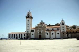 Kirche von Candelaria auf Teneriffa