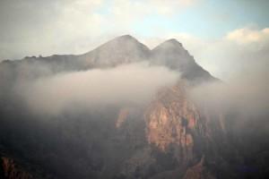 Berge auf Teneriffa