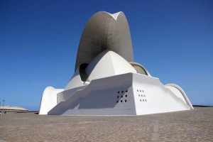 Auditorio in Santa Cruz de Tenerife
