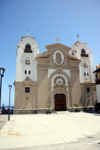 Basilica von Candelaria auf Teneriffa