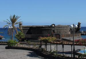 Festung in Santa Cruz de Tenerife