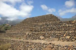 Pyramide in Güimar