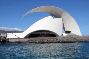 Auditorio in Santa Cruz de Tenerife, Konzerthalle