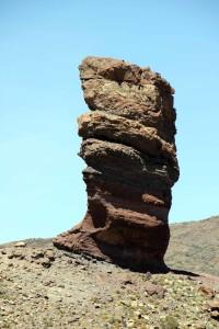 Roques de Garcia, Felsformation am Teide auf Teneriffa