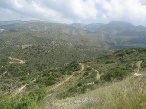 Berge auf Kreta