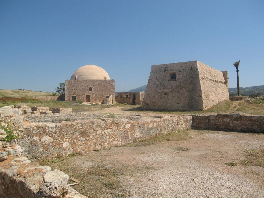 Festung von Rethymnon auf Kreta
