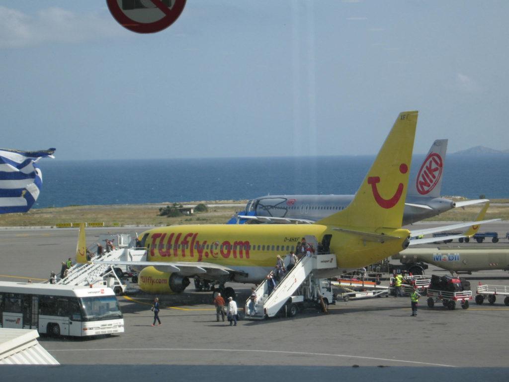 Flughafen Kreta