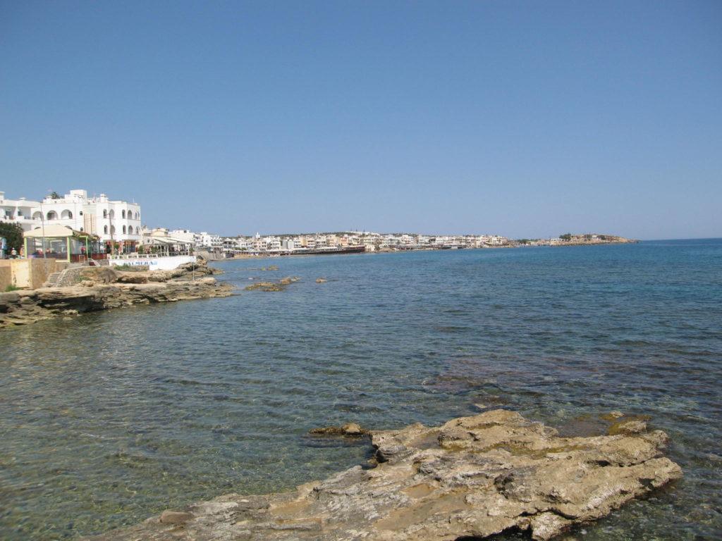 Küste Chersonissos, Kreta