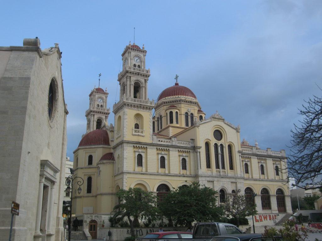 Kirche in Heraklion