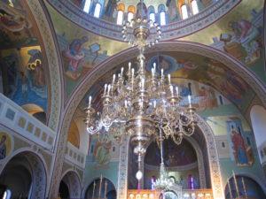 Kirche auf Santorin