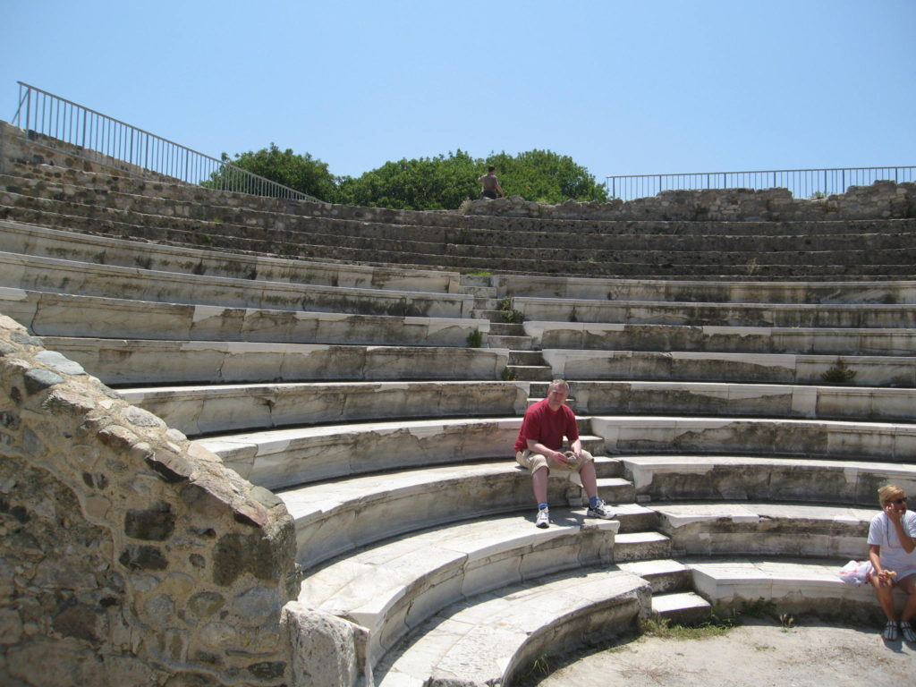 Odeon - Amphitheater Kos