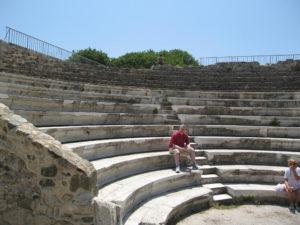 Odeon - Amphitheater Kos