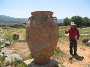Ausgrabungen, Malia auf Kreta