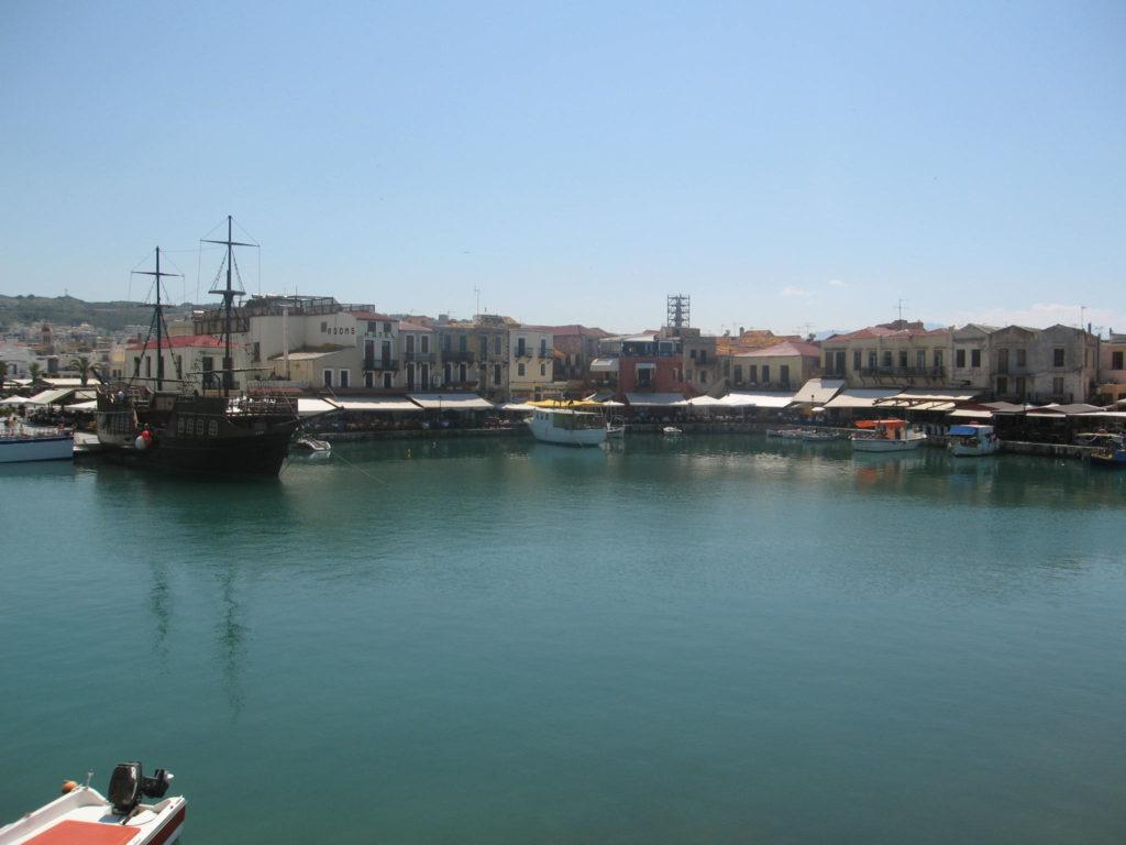 Rethymnon auf Kreta