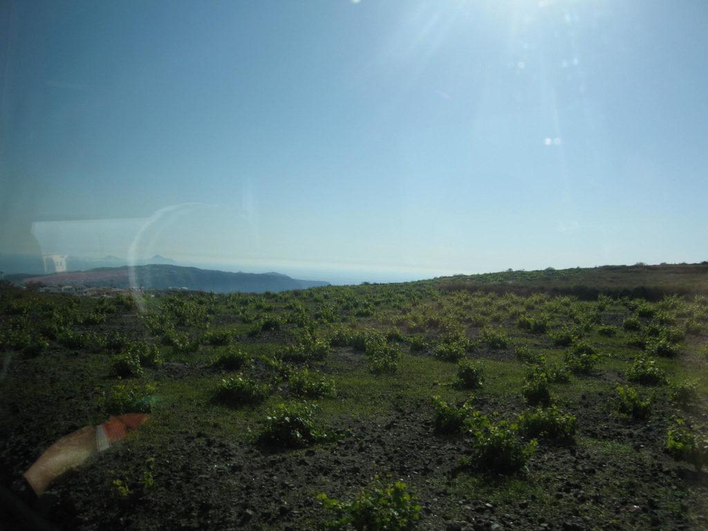 Santorin-Steppe