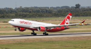 Air Berlin-Airbus