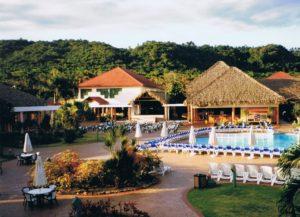 Hotel in der Dominikanischen Republik