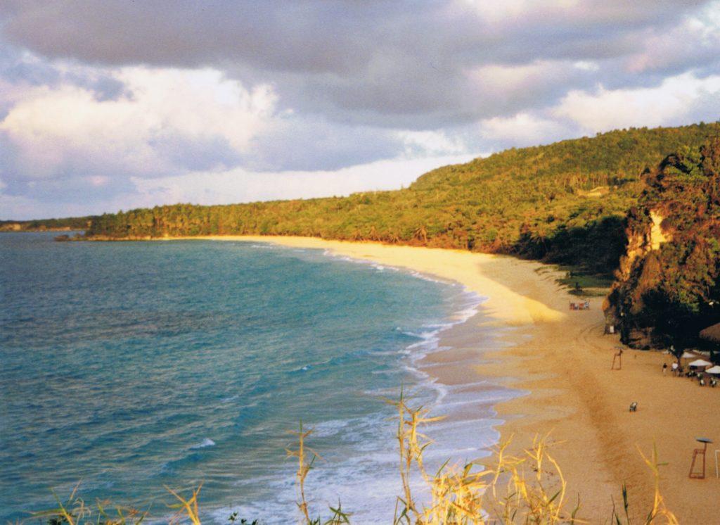 Tropischer Strand - Dominikanische Republik