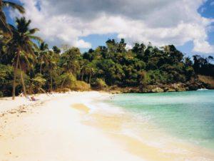 Strand auf der Dominikanischen Republik