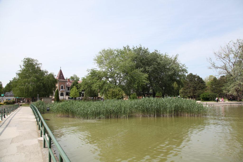 Balaton-Plattensee, Keszthely