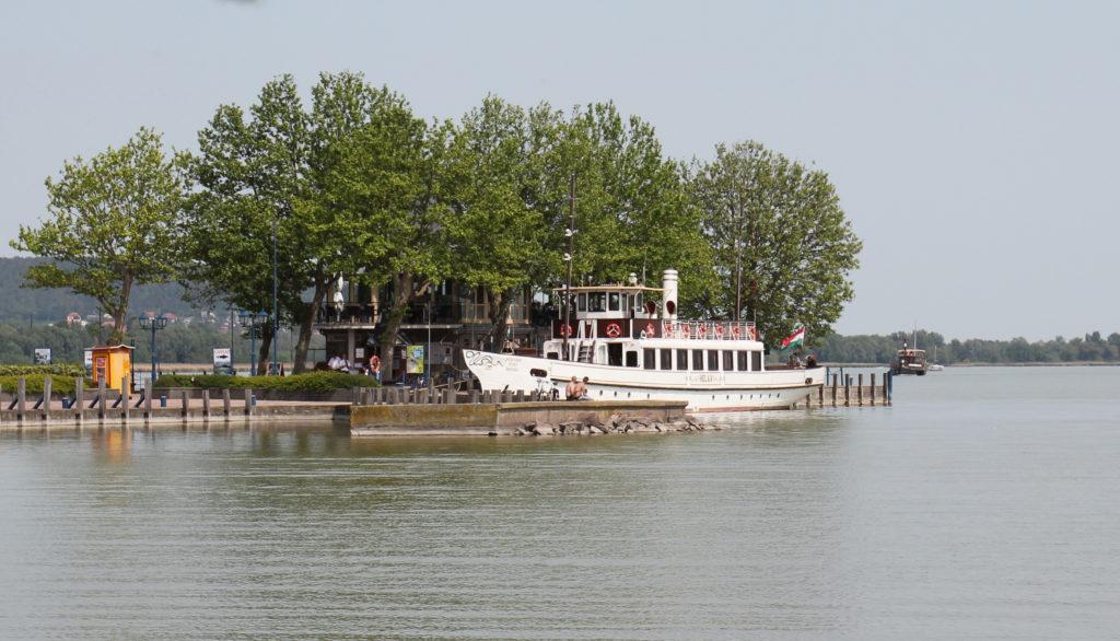 Bootsausflug Plattensee Balaton