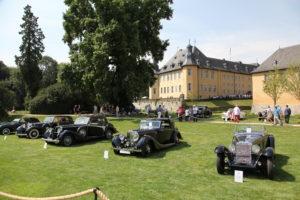 Classid Days, Schloss Dyck