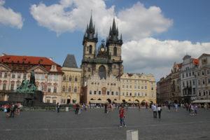 Prag Altstadt, Rathaus